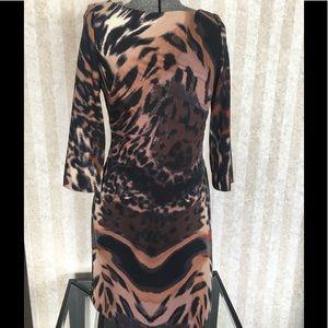 Jessica Simpson Dresses - Jessica Simpson animal print dress.